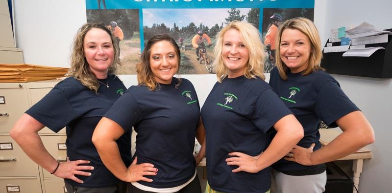 Chiropractic Lancaster OH Team
